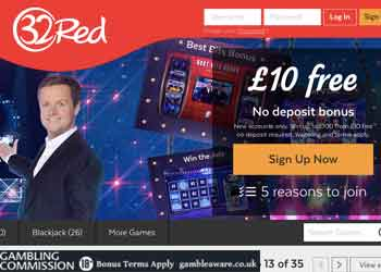 uk casino no deposit required