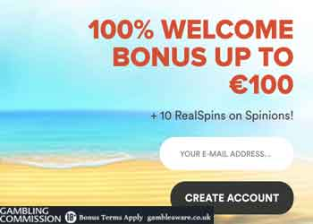 insta casino free spins no wager