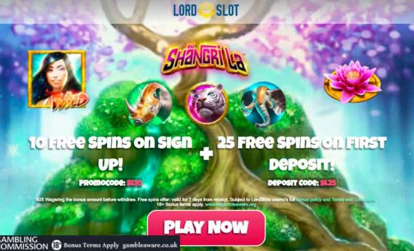 lord of the spins casino no deposit